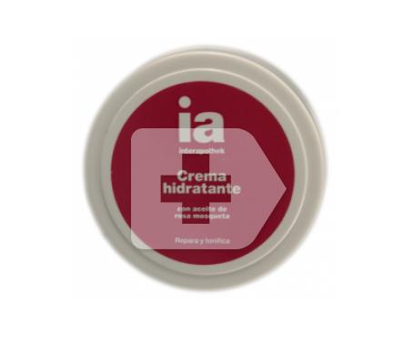 Interapothek crema hidratante rosa mosqueta 200ml