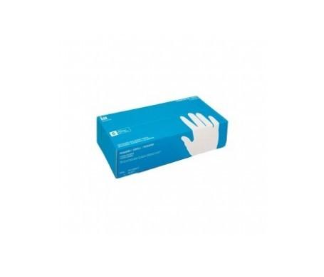 Interapothek guantes de látex con polvo T-Grande 1ud