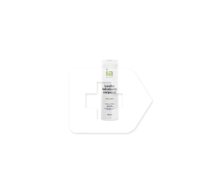 Interapothek leche corporal aloe 100ml
