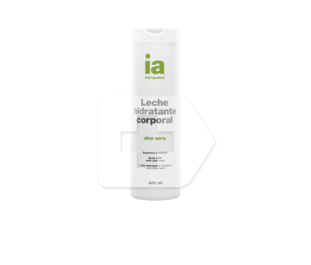 Interapothek leche corporal aloe 200ml
