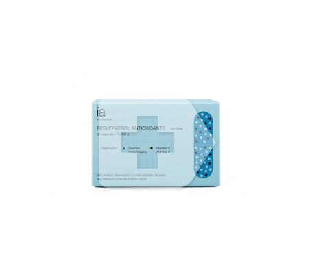 Interapothek Resveratrol 30cáps