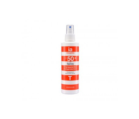 Interapothek Spray Transparente SPF50+ 200ml