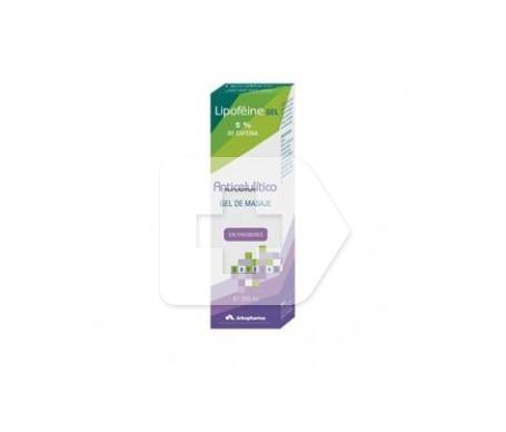 Lipofeine gel masaje anticelulítico 220ml