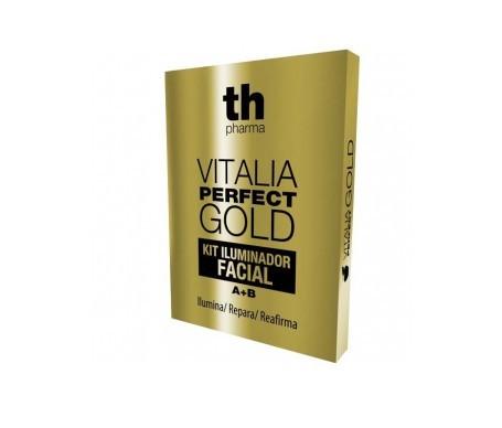 Vitalia Perfect Kit iluminador facial 2uds