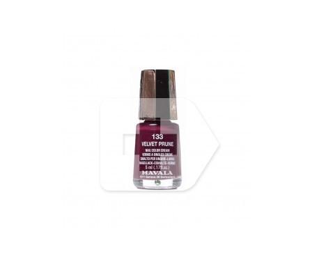 Mavala esmalte Velvet Prune (color 133) 5ml