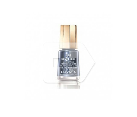 Mavala esmalte Denim Blue (color 178) 5ml