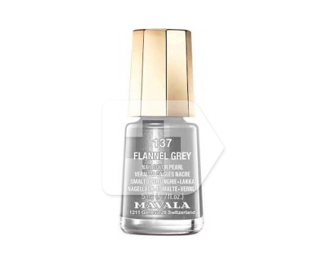 Mavala esmalte Flannel Grey (color 137) 5ml