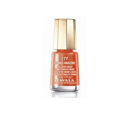 Mavala esmalte Orange Amazon (color 177) 5ml