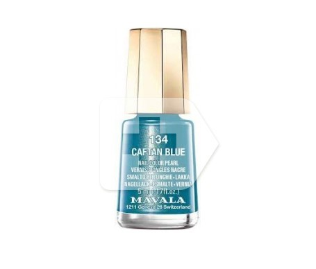 Mavala esmalte Caftan Blue (color 134) 5ml