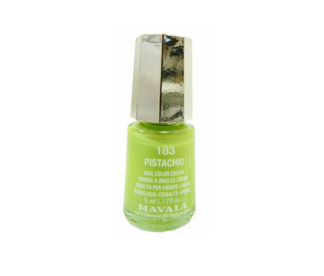 Mavala esmalte Pistachio (color 183) 5ml