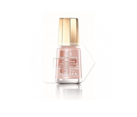 Mavala esmalte Copper Gold (color 193) 5ml