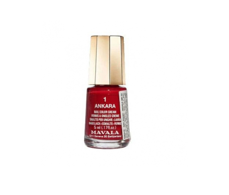 Mavala esmalte Ankara (color 1) 5ml