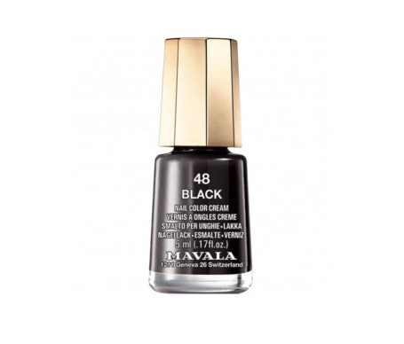 Mavala esmalte Black Night (color 107) 5ml