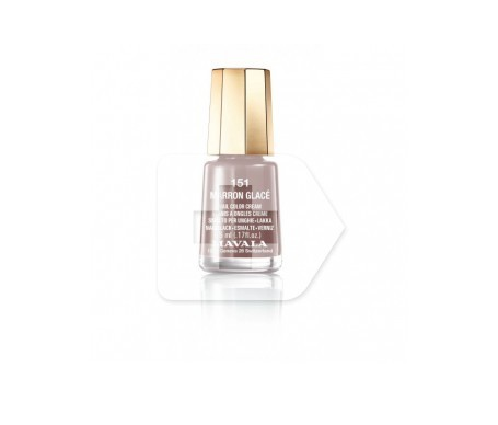 Mavala esmalte Marron Glacé (color 151) 5ml