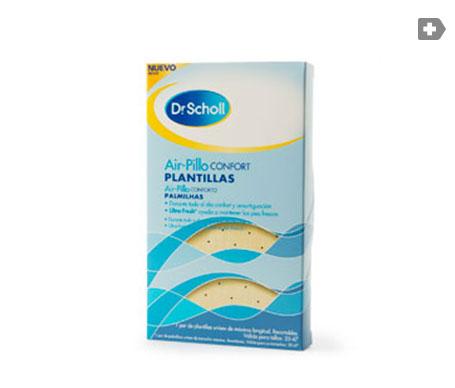 Scholl Plantillas espuma Recortables Unisex 2uds