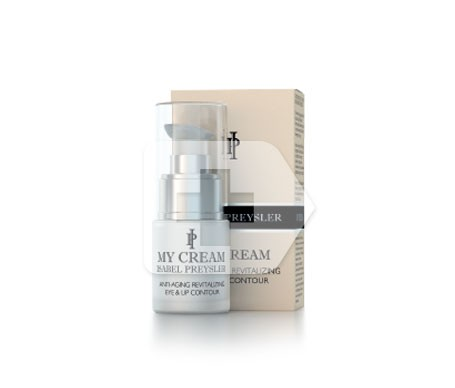 My Cream Isabel Preysler contorno ojos antiedad revitalizante 20ml