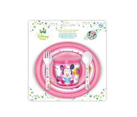 Disney Baby vajilla para microondas Minnie