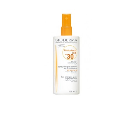 Bioderma Photoderm Leb Alergias Solares SPF30+ 125ml