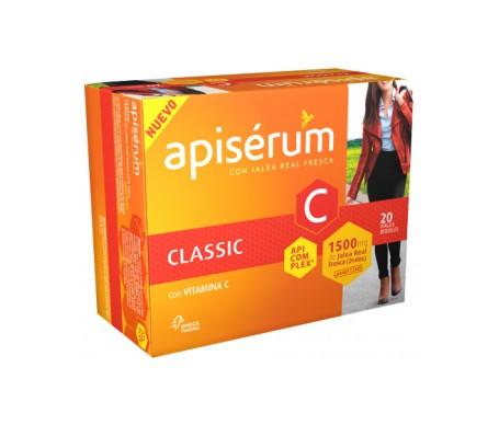 Apiserum Classic 1500mg 20 viales