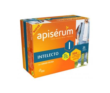 Apiserum Intelecto 500mg 20 viales