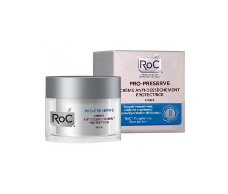 ROC® Pro-Preserve crema protectora antisequedad 50ml