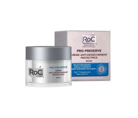 ROC® Pro-Renove crema antiedad unificante textura rica 50ml