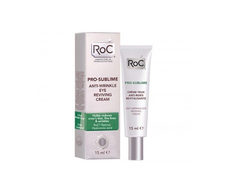 RoC® Pro-Sublime crema revitalizante ojos 15ml