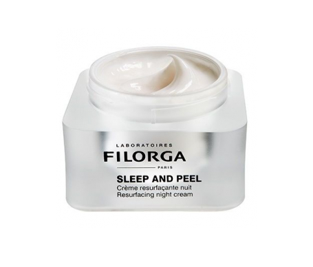 Filorga Sleep And Peel rejuvenating night cream 50ml
