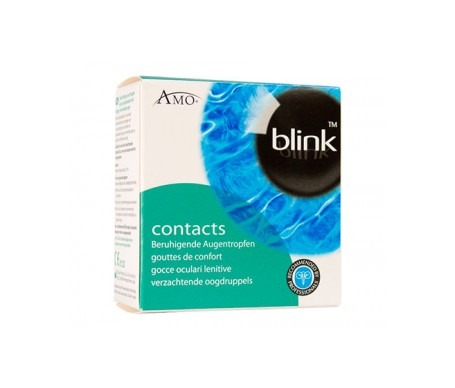 Abbott Blink Contacts 20 monodosis