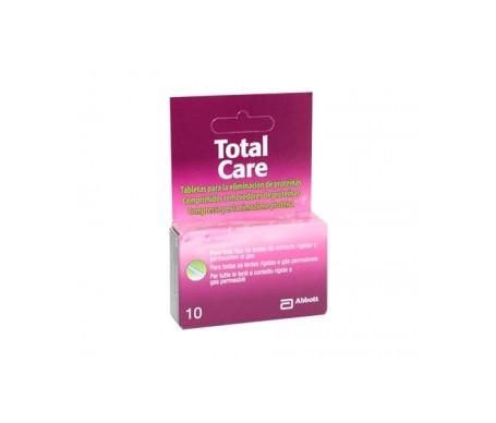 Abbott Total Care 10 tabletas
