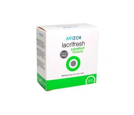 Avizor Lacrifresh Comfort Drops monodosis 0.4ml x 20uds