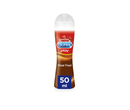 Durex® Real Feel gel vaginal 50ml