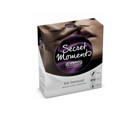Secret Moments Kit Sensual