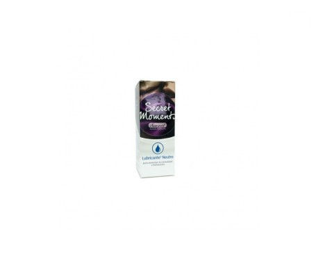 Secret Moments lubricante neutro 50ml