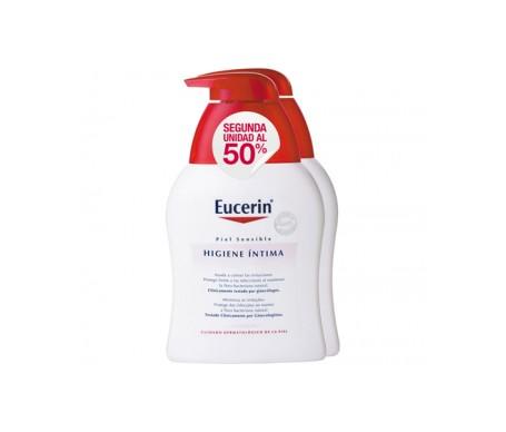 Eucerin® higiene íntima 2x250ml