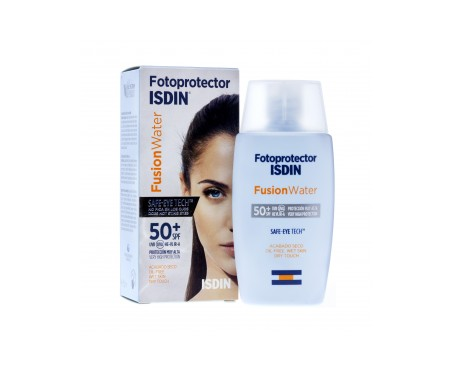 Fotoprotector ISDIN® Fusion Water SPF50+ 50ml