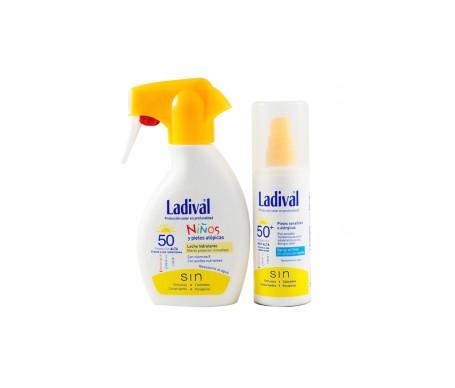 Ladival® Summer pack protección para el niño y la mamá