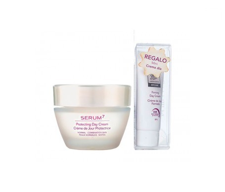 Serum 7 Renew crema día reestructurante SPF15 50ml + Mini Serum