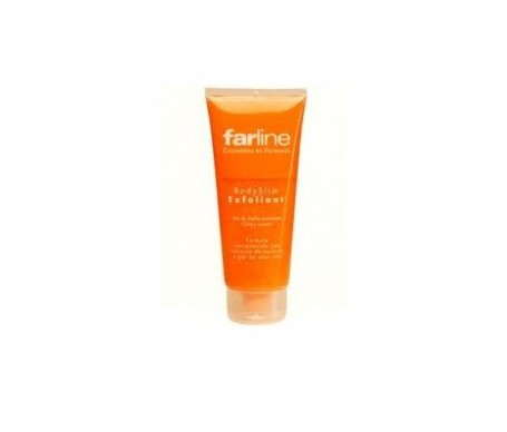 Farline gel ducha exfoliante cara y cuerpo 200ml