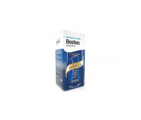 Bausch&Lomb Boston Simplus 120ml