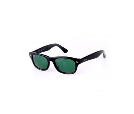 Ray-Ban New Wayfarer Classic Acetato Negro G-15 52mm lente