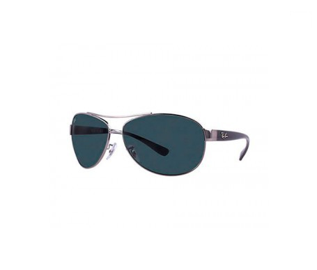 Ray-Ban RB3386 Green Classic 63mm lente