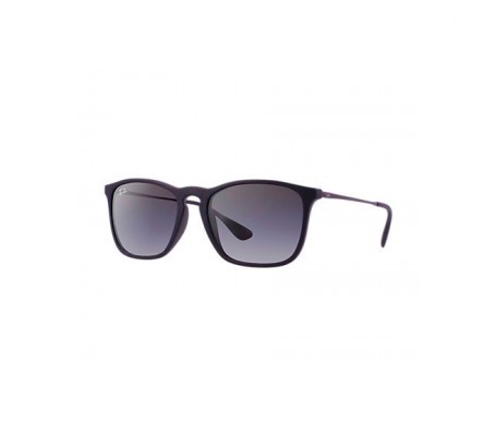Ray-Ban Chris Gris Degradada 54mm lente