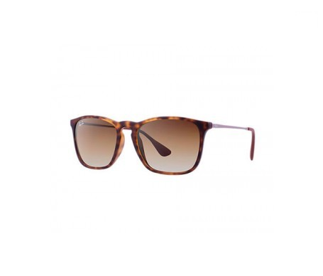 Ray-Ban Chris Marrón Degradada 54mm lente