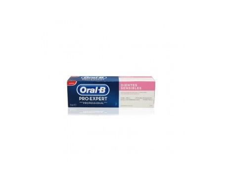 Oral-B Pro-Expert pasta dientes sensibles 125ml