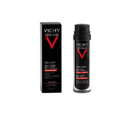 Vichy Homme idealizador de piel con barba 50ml