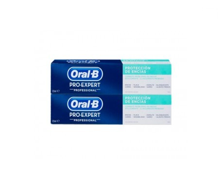 Oral-B Pro-Expert protection des gencives 125ml+125ml