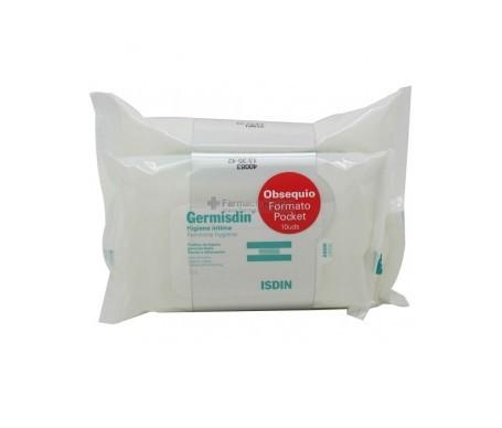 Germisdin® Higiene Íntima toallitas 20uds+10uds