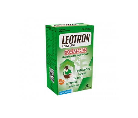 Leotron Exams 20 sachets