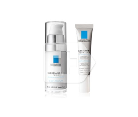 La Roche-Posay Substiane+ Serum 30ml + Substiane+ Ojos 15ml